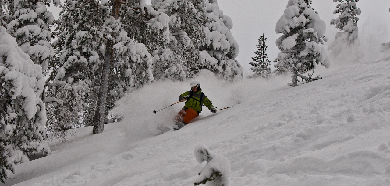 Pyhällä hyvää hiihtoa