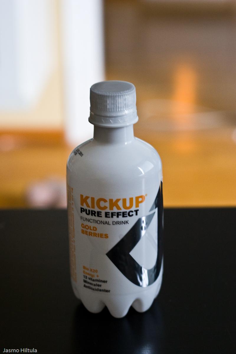 JB testaa: Kickup Pure Effect