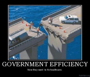 Tehokkuutta valtion tapaan